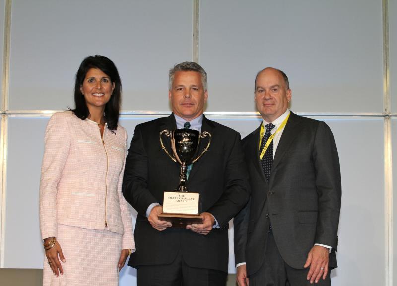 South Carolina Silver Crescent Award for Manufacturing