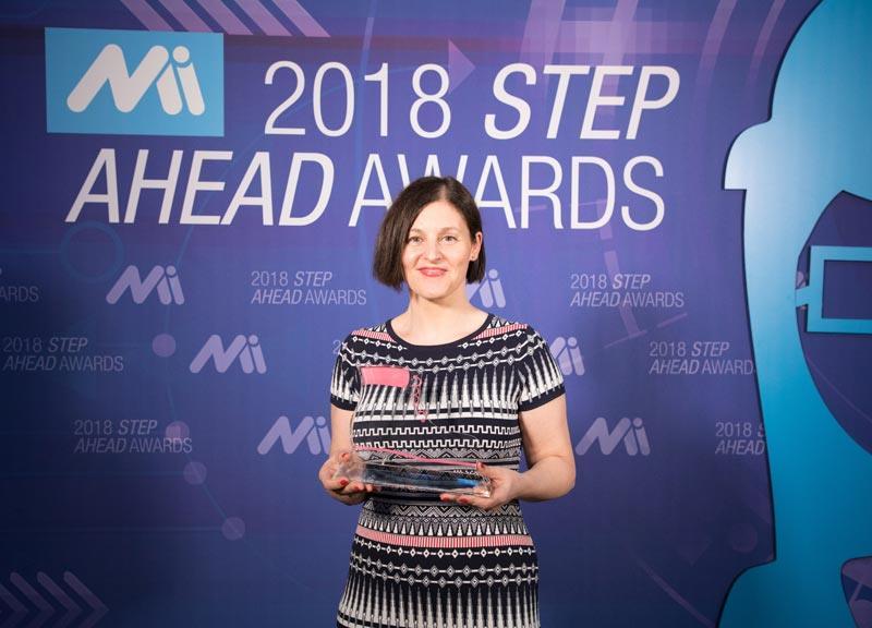 Step Ahead Award