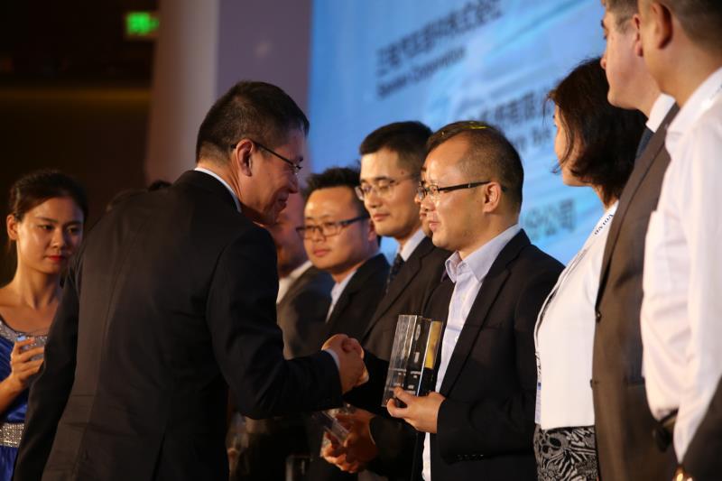 Volvo Supplier Excellence Award
