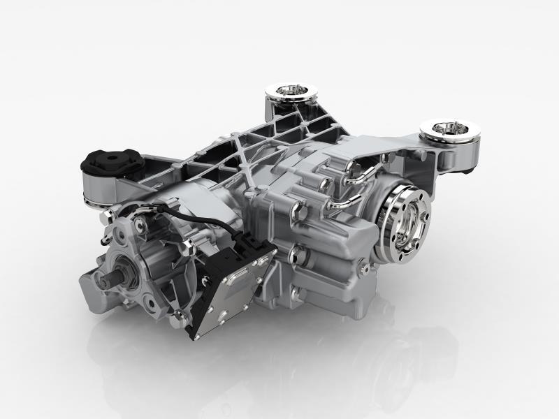 All-wheel drive coupling Gen V