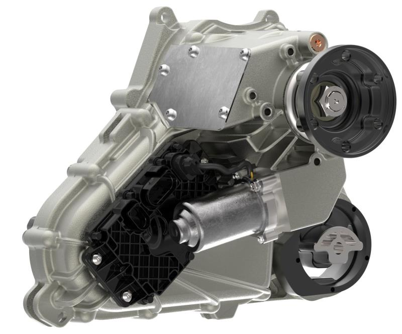 On-Demand Transfer Case