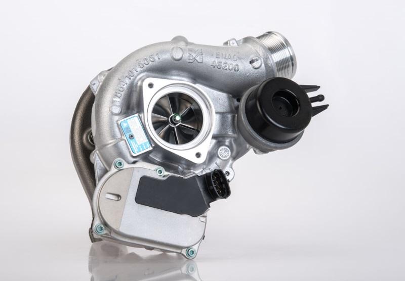 VTG Turbocharger for gasoline engines