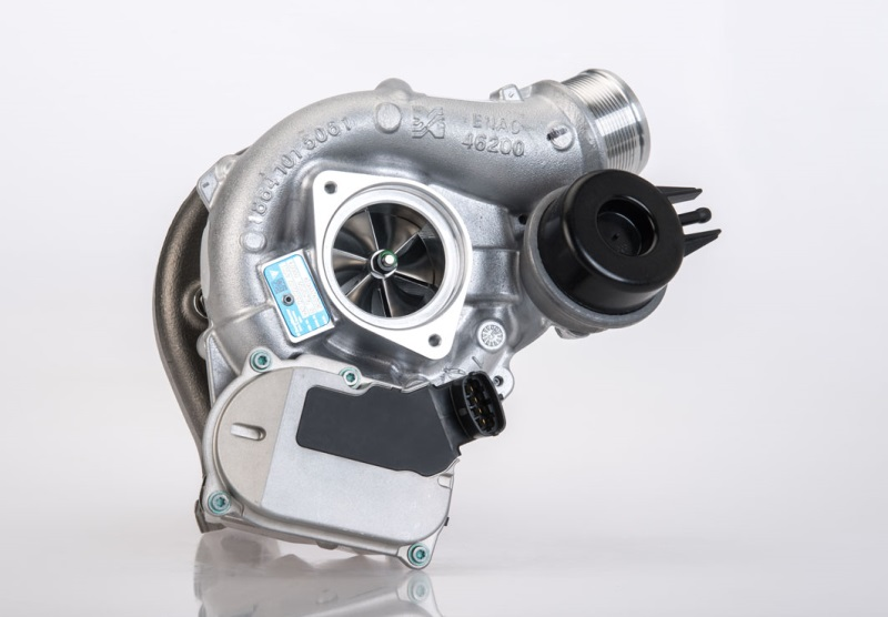 VTG Turbocharger for gasoline engines