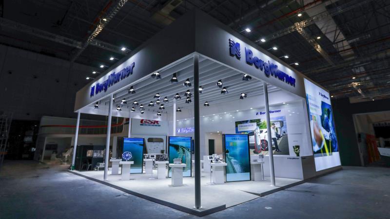 BW-00595 Auto Shanghai 2019