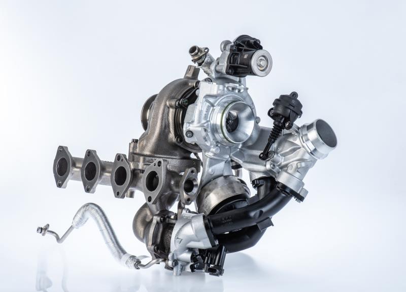 BorgWarner BMW R2S Diesel