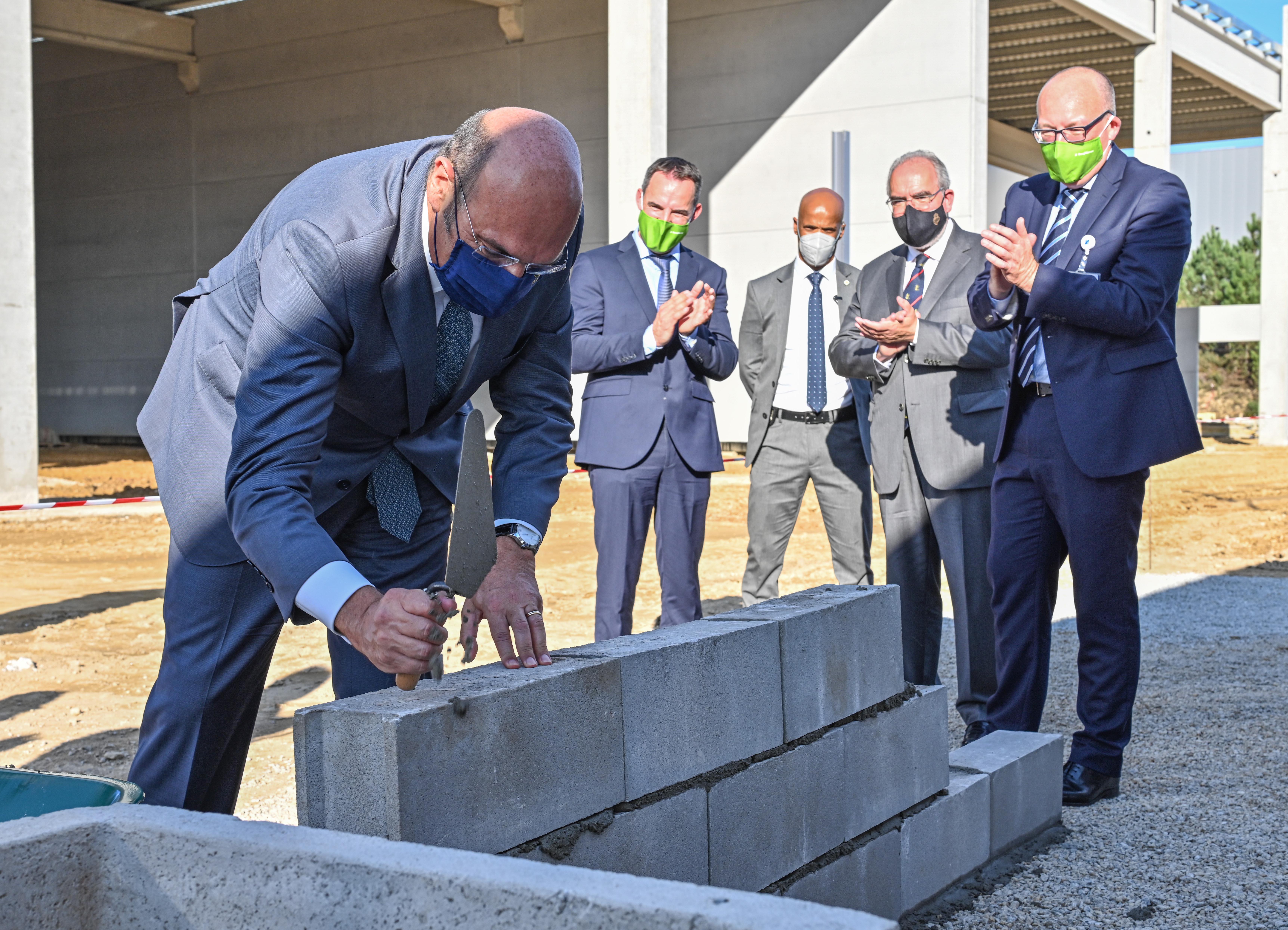 BorgWarner Breaks Ground for New Electrification Plant in Portugal