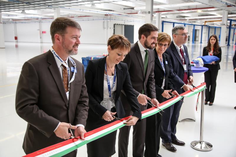 BorgWarner celebrates opening of new production facility in Hungary