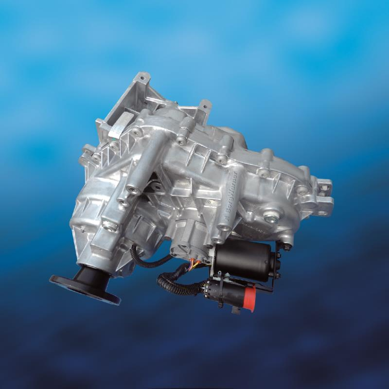 At its manufacturing facility in Beijing, BorgWarner produces numerous all-wheel drive technologies for the Chinese market, including 2-speed Torque-On-Demand® transfer cases for the new Sauvana SUV from Foton Motor.