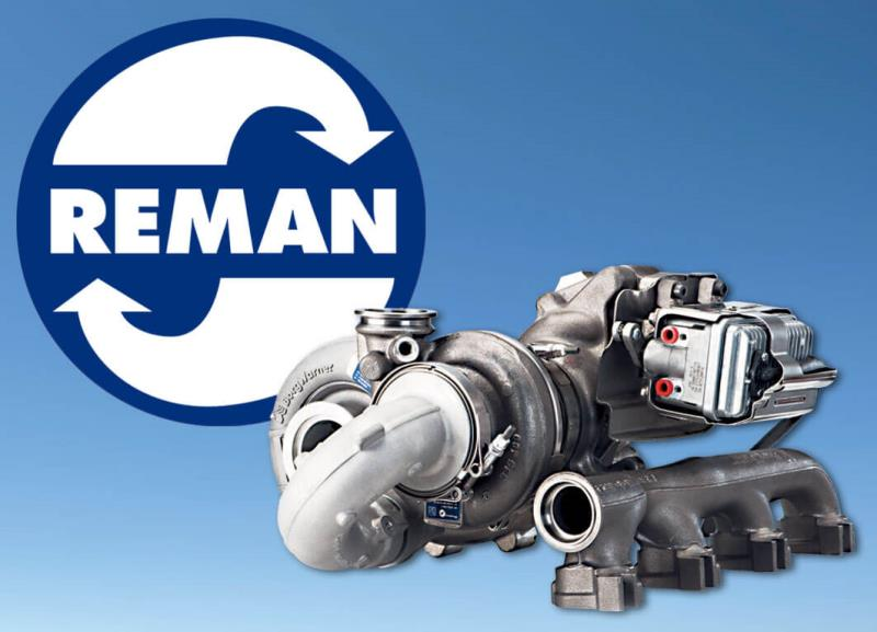 BorgWarner debuts new Exchange program at ReMaTec 2015 in Amsterdam