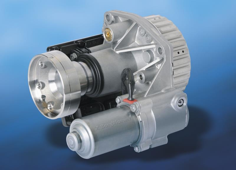 BorgWarner's state-of-the-art GenV AWD coupling provides Volvo's XC90 with high torque accuracy, improved handling and stability for a fun-to-drive experience.