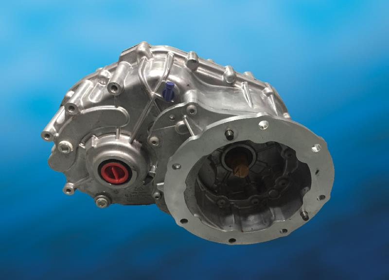 BorgWarner's eGearDrive® transmission features a highly efficient gear train to provide extended range and quiet performance for electric vehicles.