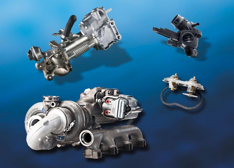 BorgWarner expands its European aftermarket product portfolio with emissions products in addition to turbochargers.
