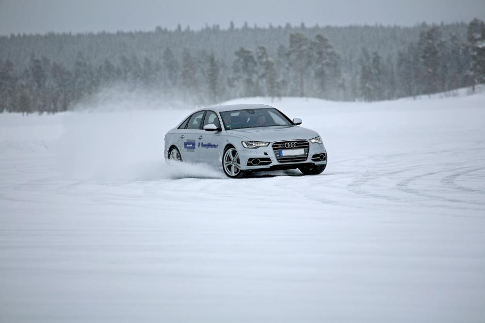 BorgWarner Propulsion Technologies Conquer the Arctic in Winter Tests