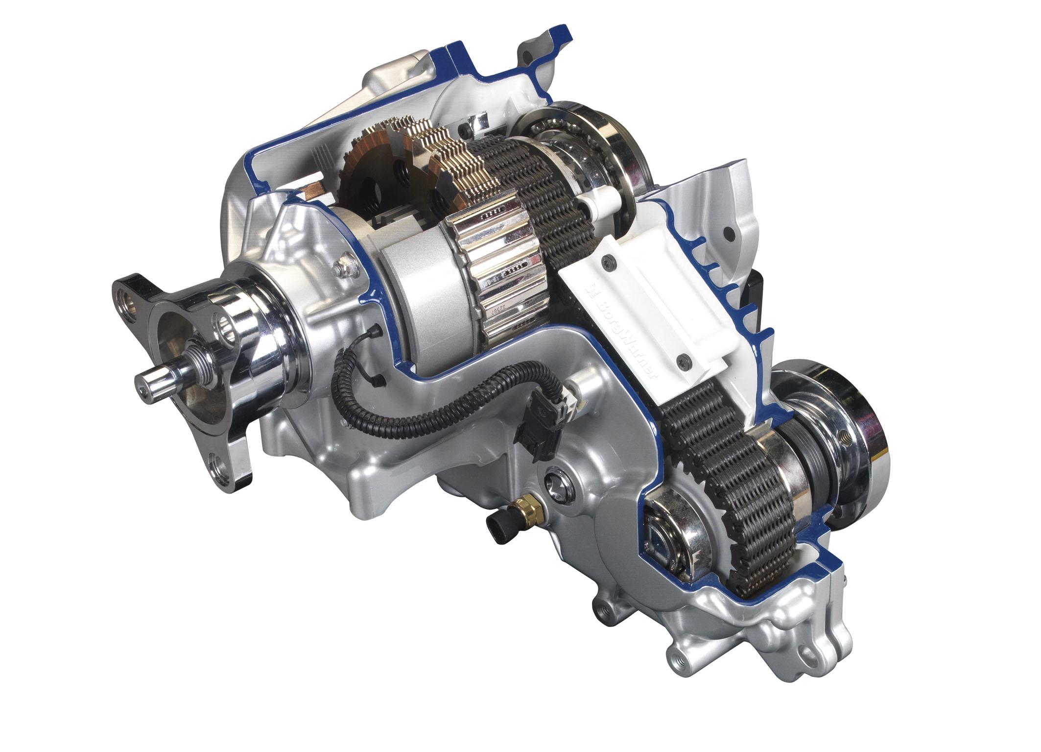 BorgWarner Vehicle Dynamic Control Technology Makes Dodge Challenger GT Fun  to Drive in All Seasons - BorgWarner