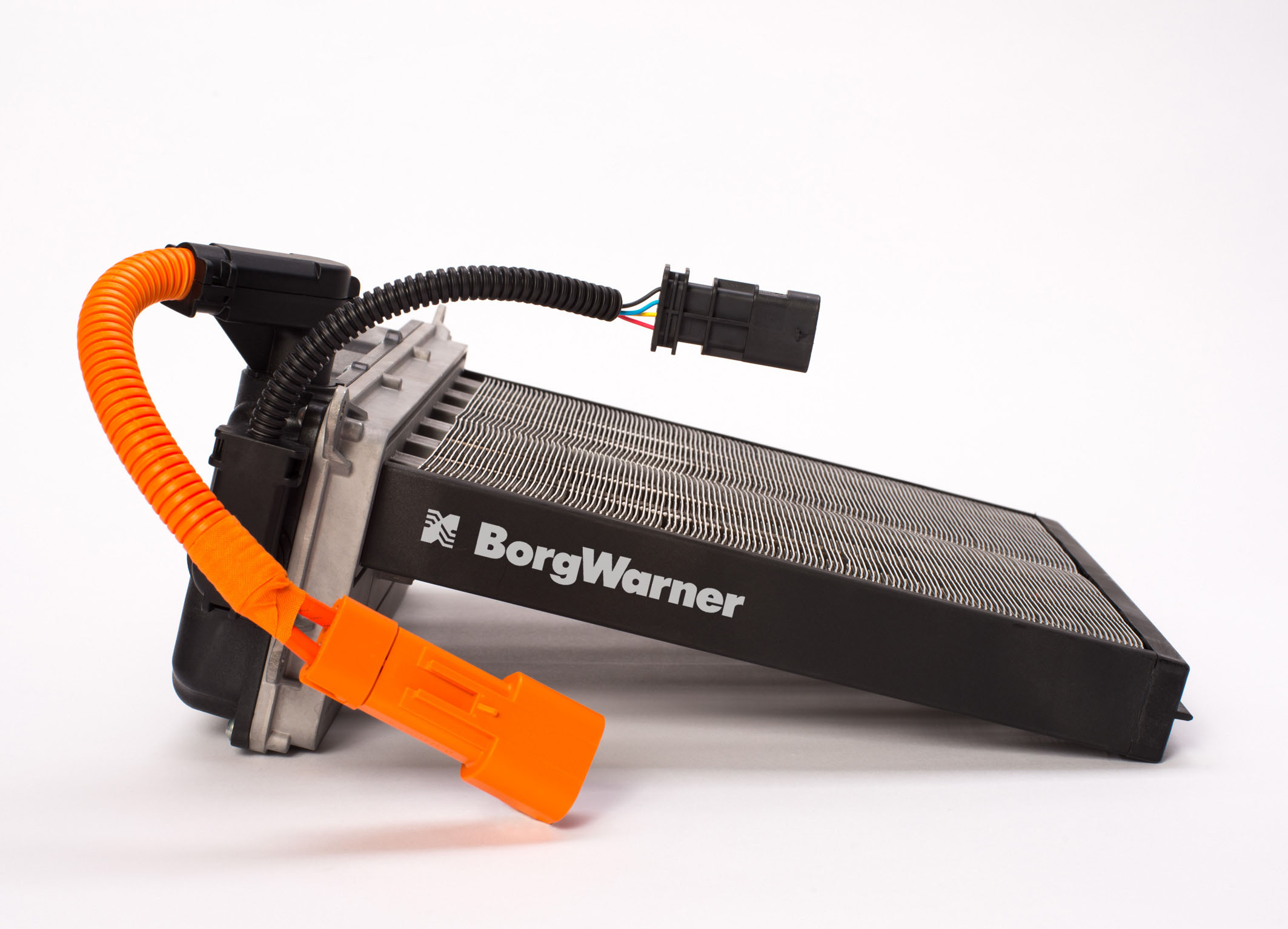 Borgwarner S Cabin Heater Extends Driving Range For New Ev