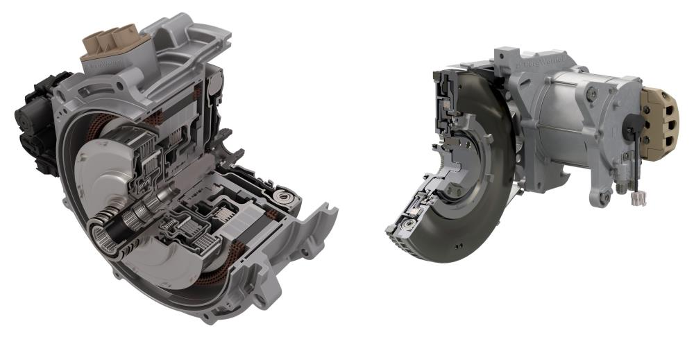 Borgwarner S P2 Module A Comprehensive Hybrid Vehicle