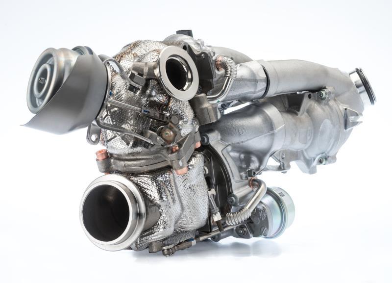 R2S® turbocharging system (BW-00531)