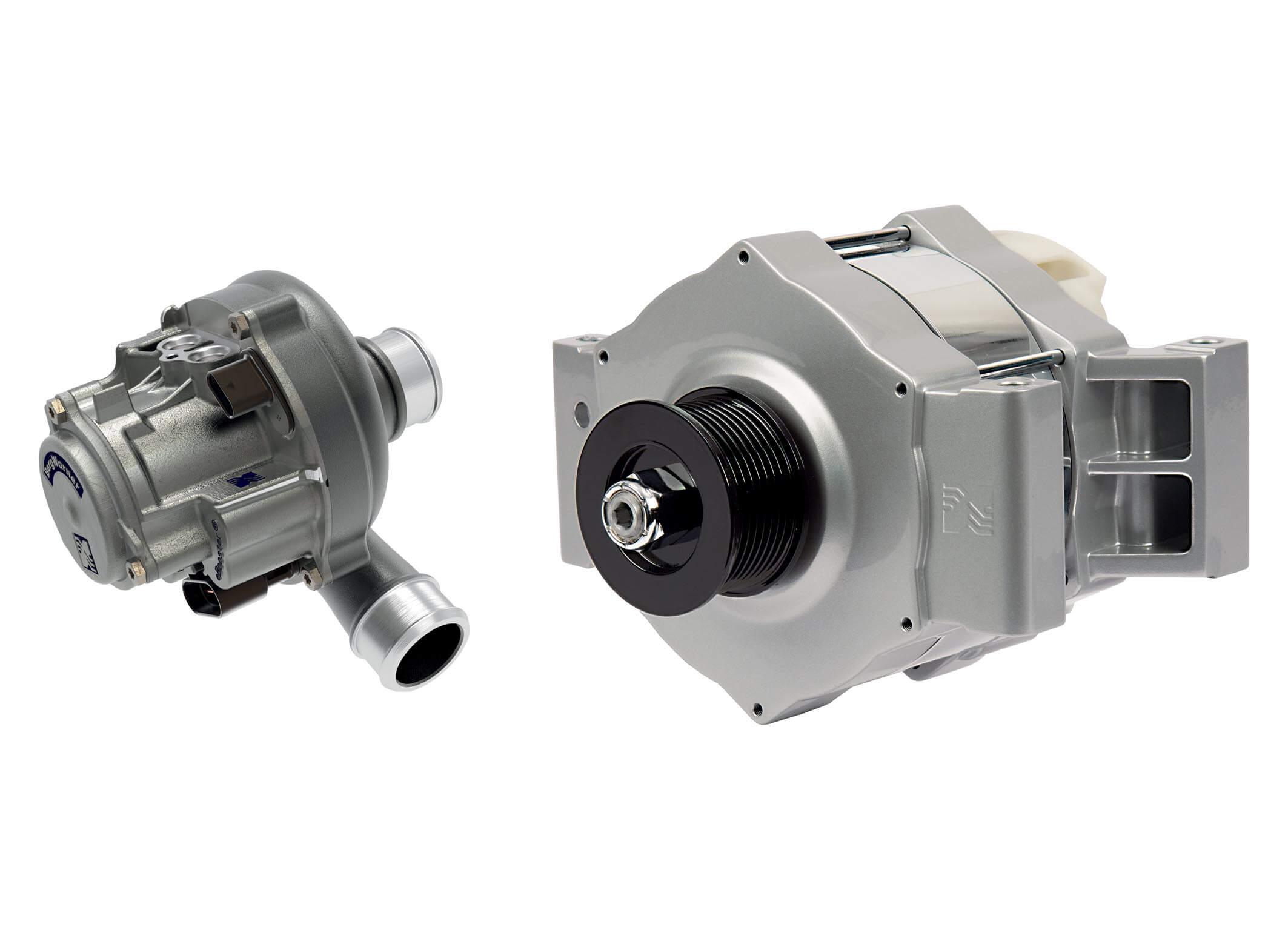 BW-00540 eBooster and MGU