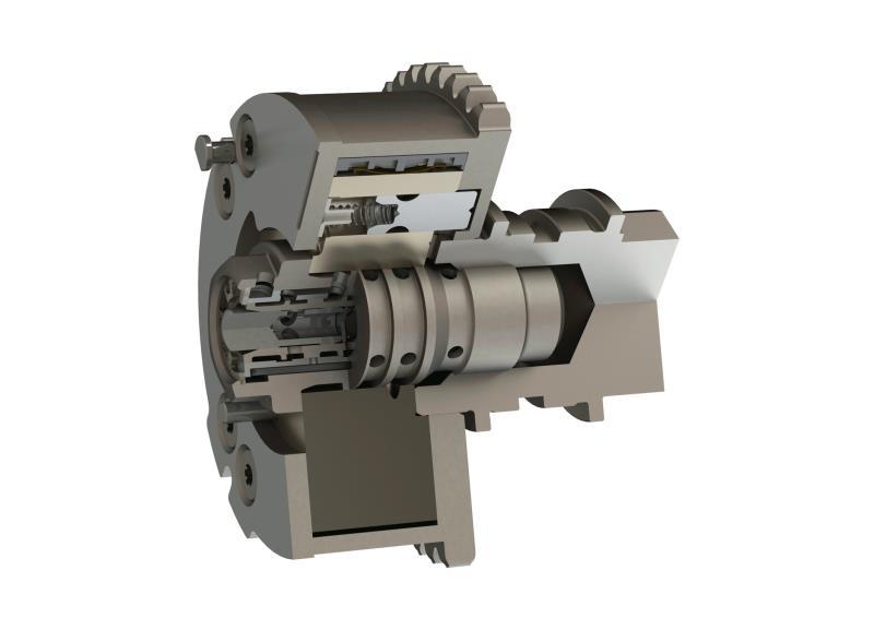 Intelligent Cam Torque Actuation (iCTA) BW-00590