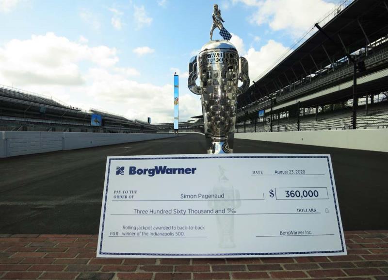 Indianapolis 500 Rolling Jackpot BW-00673