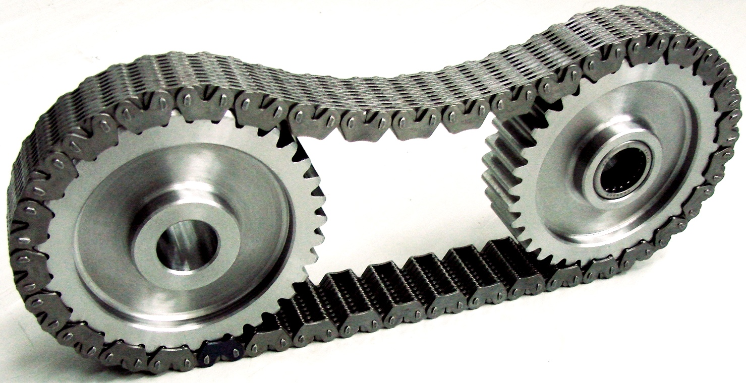 Borgwarners New Low Friction Hy Vo Chain Drives Transfer Cases For Timing Belt Downloads