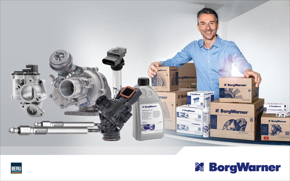 BorgWarner takes back BERU distribution