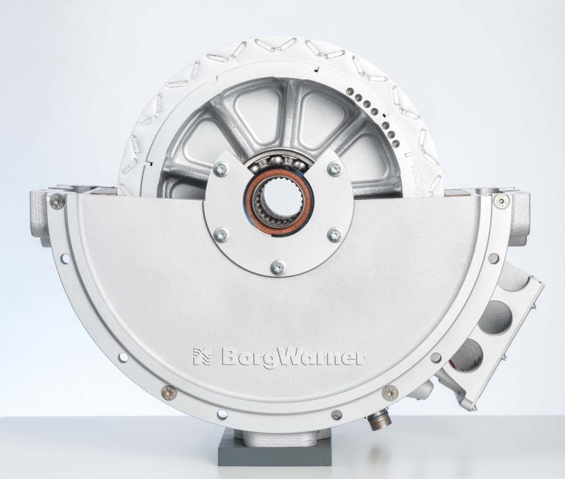 HVH 410 Motor BW-00635