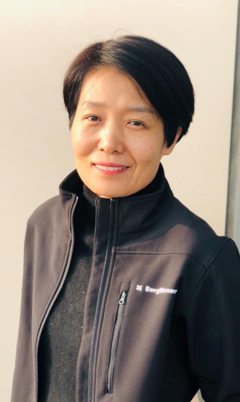 Kelly Zhu