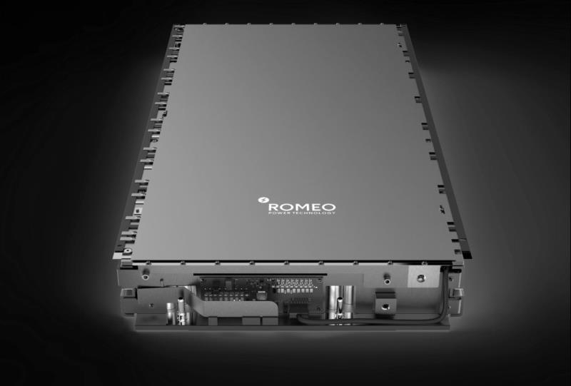 Romeo Battery Pack