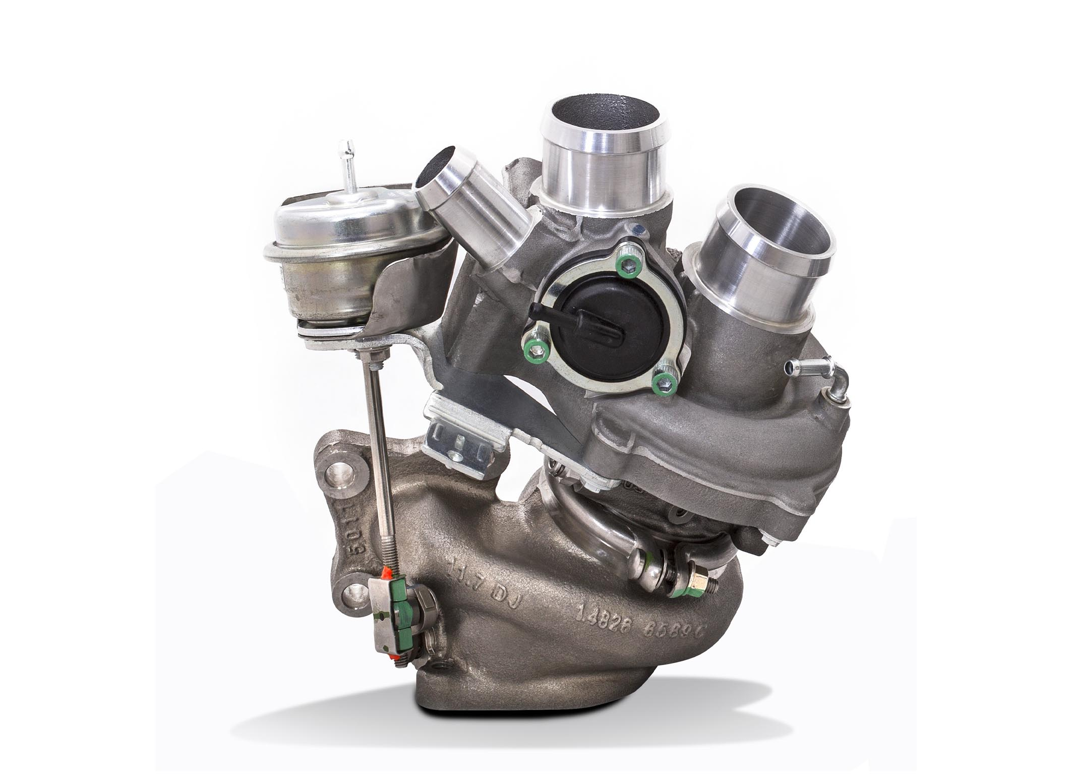 Upgrade Turbocharger for 3.5-liter EcoBoost engine BW-00640