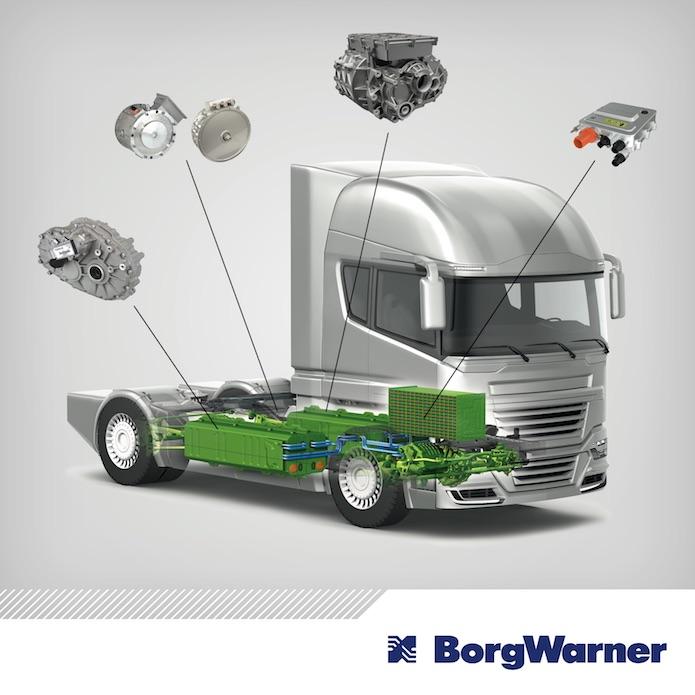 BorgWarner at IAA CV
