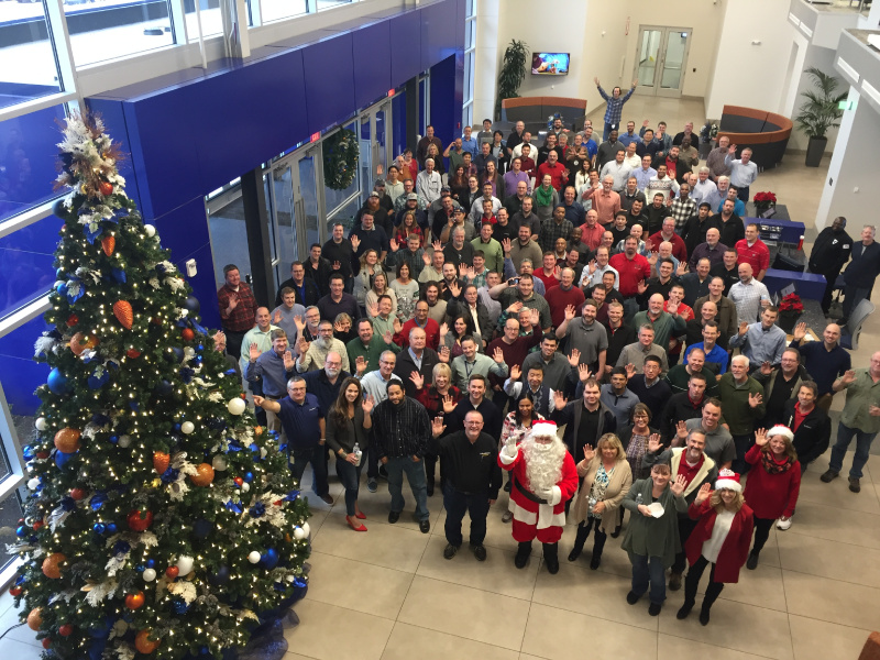 2019 Holiday Party - Employee Photo