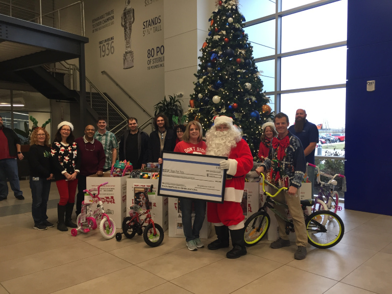 2019 Holiday Party - Toys for Tots