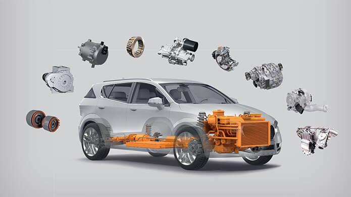 48V Propulsion Technologies