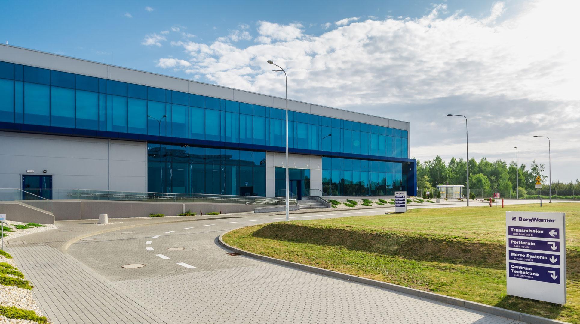 BorgWarner Rzeszów, Transmission Systems