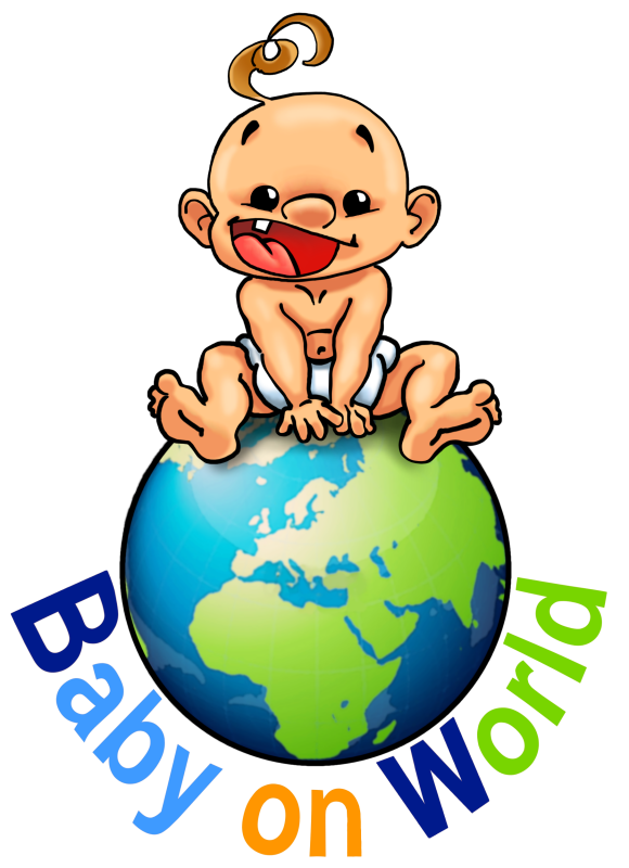 Baby on World