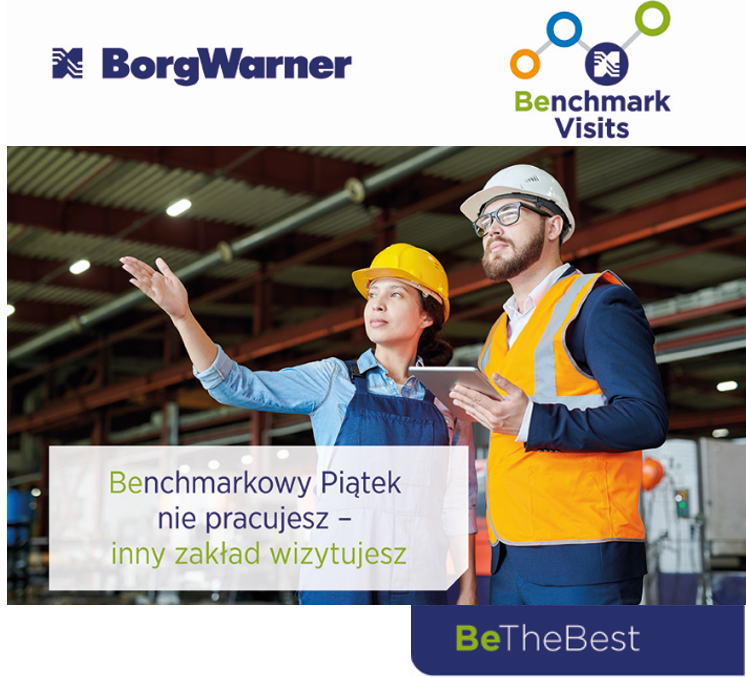 Benchmark Visits at BorgWarner Turbo Systems