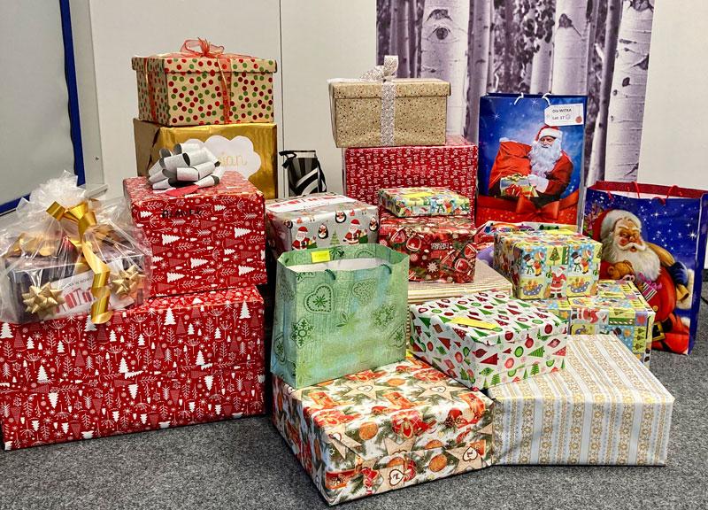 Zbiórka Świąteczna Dom Dziecka