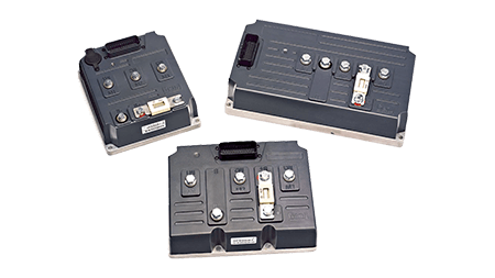 Low voltage motor controller