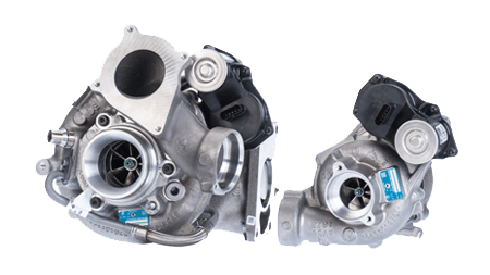 Multistage Turbocharging Systems