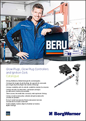 BERU Catalog Titel 250