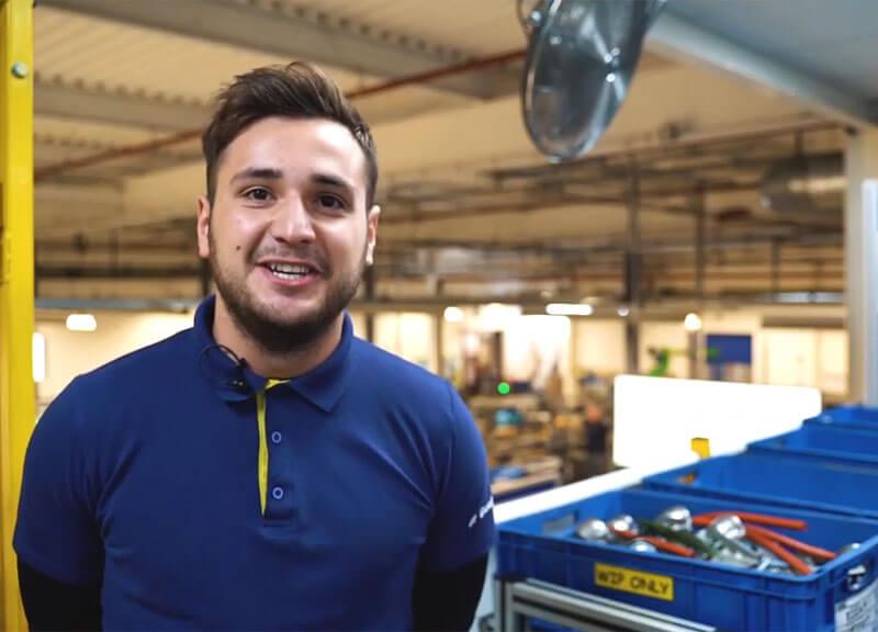 BorgWarner supports Bradford Manufacturing Weeks 2019